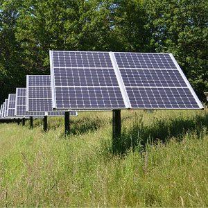 Supports panneaux solaires